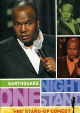 ONE NIGHT STAND EARTHQUAKE New Sealed DVD
