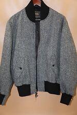 #48 Golden Bear USA Harris Tweed Varsity Jacket Size S