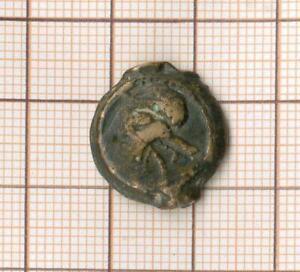 Bronze IN The Wolf Uncertain/Bituriges Cubes