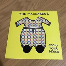 """Maccabees - About Your Dress- 7"""" - 1/2 - UNPLAYED - Discount For 2+"""