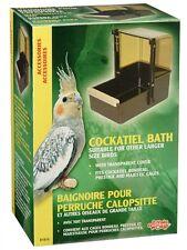 Hagen Living World  Bird Cage COCKATIEL BIRD BATH