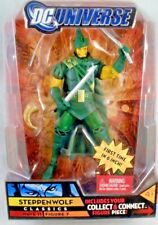 DC Universe Wave 11 New Gods Steppenwolf Green Variant Kilowag BAF Figure Stand