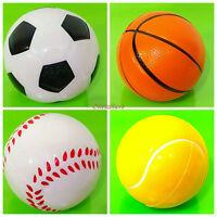 Brand New 4X Soft Foam Sponge Outdoor & Indoor Foot Ball random Colours