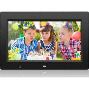 NEW Aluratek ADMSF310F 10 inch Digital Photo Frame with Motion Sensor and 4GB