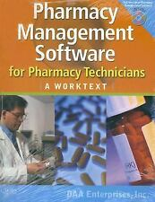 Pharmacy Management Software for Pharmacy Technicians : A Worktext (2007, Paper…