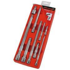 9 Piezas Extensión Poder Barra Herramienta Set - 0.6cm 1cm 1.3cm con Wobble End