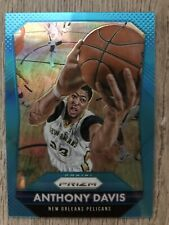 ANTHONY DAVIS 2014-15 Panini PRIZM BLUE #'d /199 RARE Lakers NM/MT