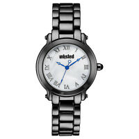 Kenneth Cole Unlisted Ladies Mother Of Pearl  Stainless Steel Watch UL 0921