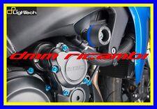 Tamponi Protezioni Telaio LighTech SUZUKI GSX-S 750 17>18 carena GSXS 2017 2018