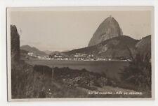 Brazil, Rio De Janeiro, Pao de Assucar RP Postcard, B198