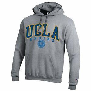 UCLA Bruins Champion Embroidered Pullover Sweatshirt Hoodie