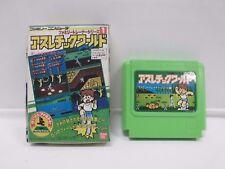 ATHLETIC WORLD -- Famicom, NES. Family trainer. Japan game. Work fully. 12888