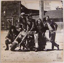Pochette Moto 33 tours The Boyzz Harley Davidson 1978
