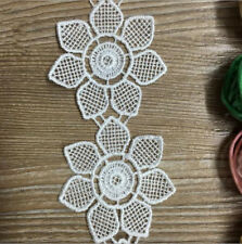 3 Yards Flowers clothing Lace decoration Hats/Tablecloths/craft Sewing