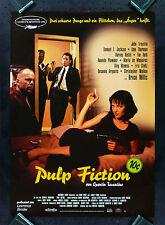 PULP FICTION * CineMasterpieces GERMAN ORIGINAL MOVIE POSTER 1994