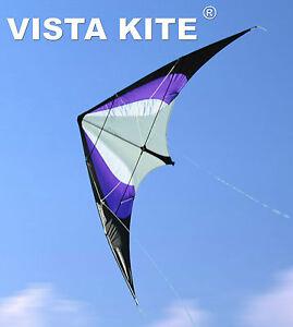 Vista Kite™ - Stunt #1 - Purple