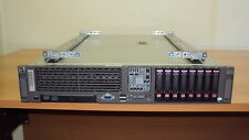 HP DL380 Server G5, 2 x 3.16GHz QC, 16GB, P400, 8 x  300GB 10K SAS rack kit
