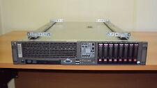 HP DL380 G5 Server, 2 x 3.0GHz QC, 16GB, P400, 8 x 146GB 10K SAS  rack kit