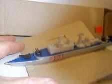 Nib Rare Packaging Matchbox Sea Kings K308 Guided Missile Destroyer Naval Ship