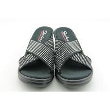 SKECHERS Women's Textile Platforms, Wedges Sandals & Beach Shoes
