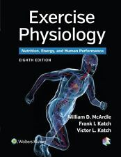 Exercise Physiology: Nutrition, Energy, and Human Performance: By McArdle, Wi...