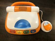 Vtech Tote and Go Laptop  Preschool Learning System