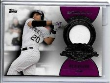 WILIN ROSARIO 2013 TOPPS MAKING THEIR MARK GAME USED JERSEY