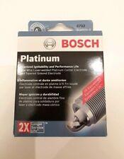 Box of 4 Bosch  Platinum 6702 Plugs new