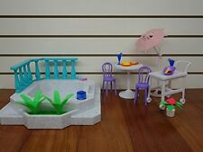 Gloria,Barbie Doll House Furniture/(9879)Sunshine Corner