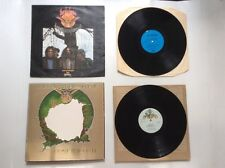 BARCLAY JAMES HARVEST EARLY MORNING ONWARDS & GONE TO EARTH Vinyl LPs