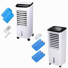 Portable Air Conditioner Evaporative Cooler Tower Fan AC Unit w/ Remote Control