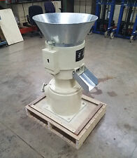 """12"""" PTO Powered Pellet Mill w/support. Make feed or fuel pellets. BRAND NEW!"""