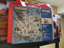 Building Sets K'Nex Knex - Imagine 25th Anniversary Ultimatebuilder's Case Kit,