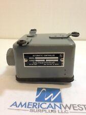 Automatic Controller RTT-10Range 0-150 Easy Heat-Wirekraft New Surplus