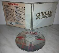 CD GUNDAM SINGLES HISTORY - SM-125 - TAIWAN