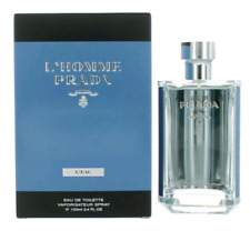 Prada L'Homme L'eau by Prada 3.4 oz EDT Cologne for Men New In Box