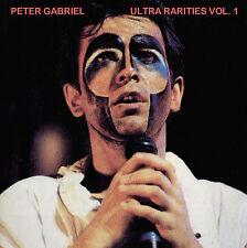 "PETER GABRIEL  ""Ultra Rarities Vol. 1""  (16 Rare & Unreleased Tracks!)  Genesis"