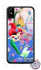 Little Mermaid Ariel Disney Phone Case Cover For iPhone Samsung Google LG