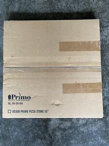 "Primo Grills Ceramic Pizza Stone 16"""