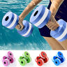 Water Weight Workout Aerobics Dumbbell Aquatic Barbell Fitness Swimming Pool Tip