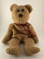 ⭐️ TY 1993 Beanie Baby Curly the Bear 🎏
