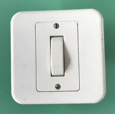 Mécanisme double interrupteur Simple allumage Legrand Chambord  87002