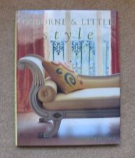 Osborne & Little Style, by Jackie Cole, 1st US Edition, 1997