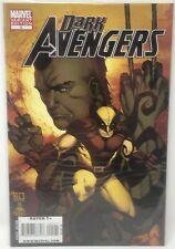 Dark Avengers #5 (Marvel Aug 2009) Khoi Pham Daken/Wolverine Variant NM