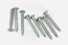 FORD ARM REST SCREWS TO SUIT XY, XW, XA, XB, XC ( x 8)