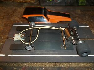 NEW EURO CHASSIS  SLOTCAR NICE