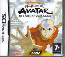 AVATAR THE LEGEND OF AANG Game for KIds NINTENDO DS PAL EUR Fast Post UK