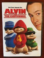 Alvin and the Chipmunks (DVD, 2007) - D1015