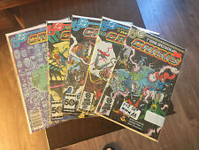 DC: CRISIS ON INFINITE EARTHS #1-12, missing #8   cgc ready