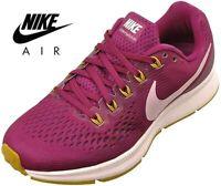 Nike Air Zoom Pegasus 34 Women's Running Shoe 880560 True Berry size 7 8 9